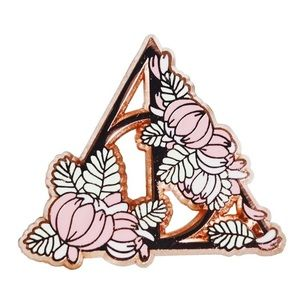 Jewelry - COMING SOON! Harry Potter Deathly Hallows Pin